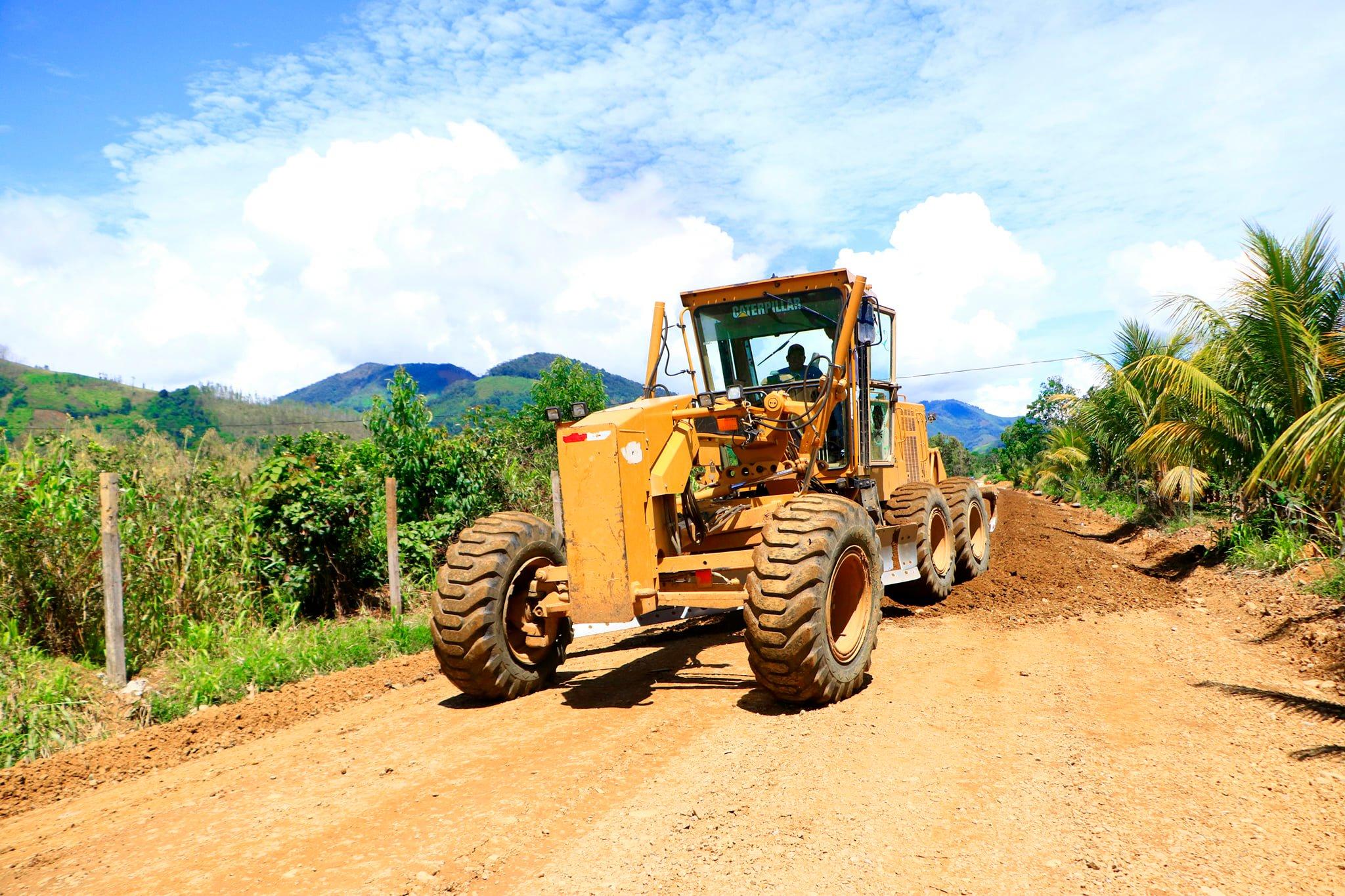 Vía alterna contribuirá al mejoramiento de la economía en agricultores y transportistas